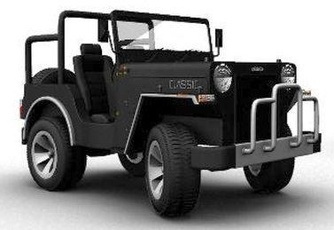 Car Battery Mahindra Classic Jeep Diesel Classic Jeeps Mahindra
