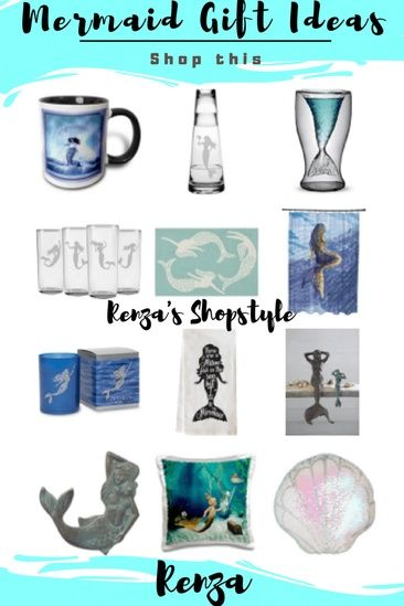 Mermaid Gift Ideas Check Out These Cool Mermaid Gift Ideas For