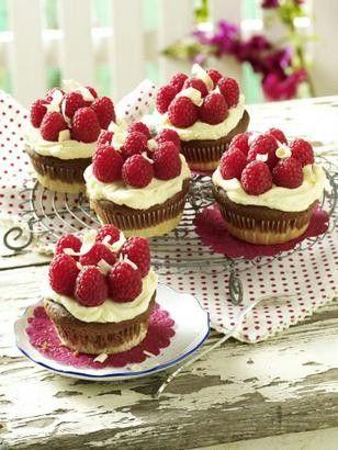 Schneewittchen-Muffins (Rezept)
