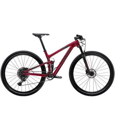 Trek Top Fuel 9 7 2019 Mountain Bike Rage Red Cross Country