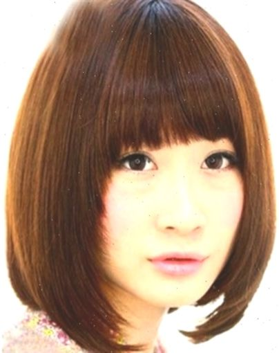 Korean Hairstyles For Round Faces 2014 Awesome Korean Hairstyles For Round Fac Frisurenfrrundegesic Hairstyles For Round Faces Korean Hairstyle Hair Styles