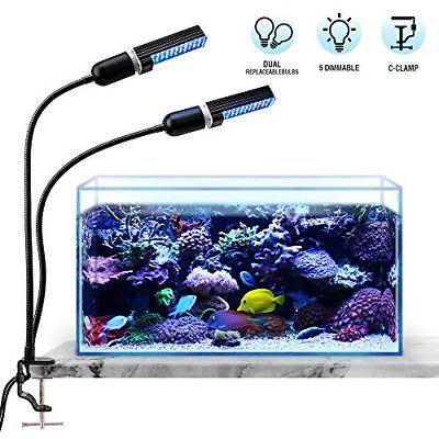 Aquarium Light For Coral Reef Aquatic Plants Growth Saltwater Freshwater Tank Affilink Petsupplies Aquarium Lighting Aquatic Plants Aquarium