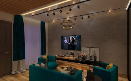 Provide Realistic Rendering Interior On 3d Max By Hasimax0