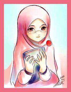 Gambar Dp Wa Animasi Muslimah Bergerak Terbaru Kochie Frog Kartun Animasi Gambar Kartun