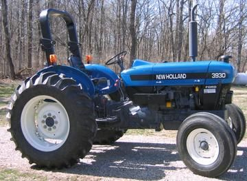 Ford New Holland 3930 Tractor Workshop Service Repair Manual Tractors New Holland Ford Ford News