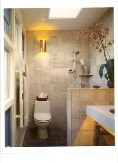 Photo On Eichler Bathroom Remodel traditional bathroom san francisco Great idea to take out