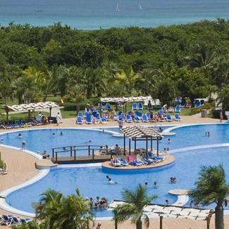 Blau Varadero Hotel Situado En La Mejor Playa De Varadero Es Un All Inclusive Hotel Solo Para Adultos Gracias A Todas Sus Instalacio Varadero Hotel Hoteles