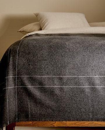 COUVERTURE EN LAINE COUTURE -   Zara Home États-Unis d'Amérique, #couture #couverture #d39Amérique #ÉtatsUnis #Home #LAINE #Zara