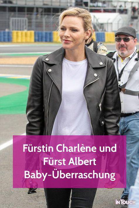 Fürstin Charlène und Fürst Albert: Baby-Überraschung! #royals #charlenevonmonaco #albertvonmonaco #baby