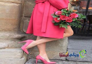 صور انستقرام ورد طبيعي Pink Wedding Shoes Fashion Flower Girl Hairstyles