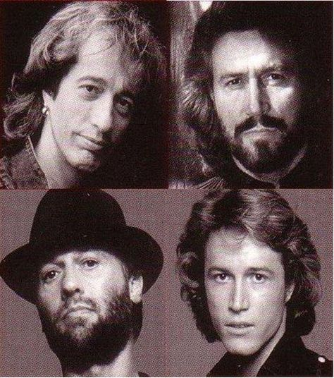 ...The Bee Gee's ~~ Robin, Barry, Maurice and Andy They are and always will be my all time favorite musical group ~~ RIP ~ Robin, Maurice and Andy #BeeGees