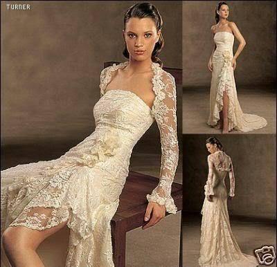 Maybe my slutty wedding dress