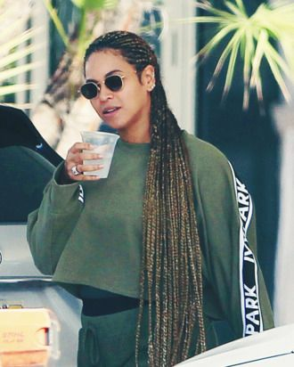 Image Result For Beyonce Braids Doyou In 2019 Beyonce