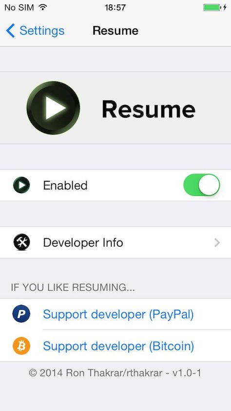 Get Apple Music for $660 Per Month Cydia Tweak Pinterest - resume music