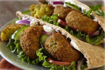 Ricetta Falafel Di Fave Al Forno.Pin Su Food Recipes