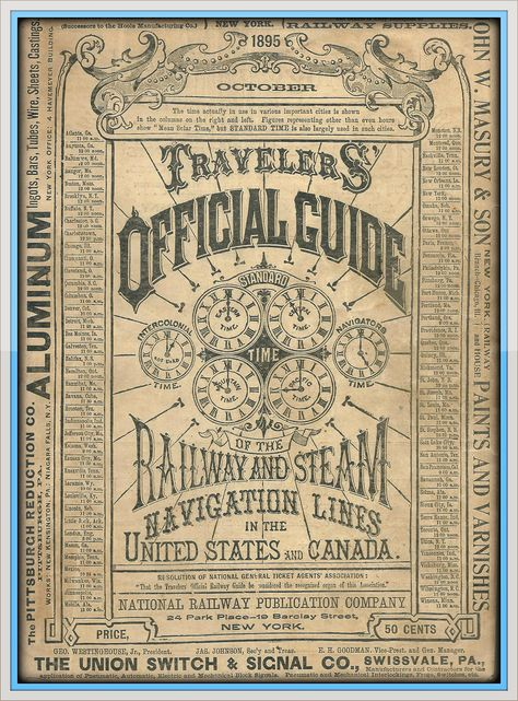 cartes-Travel thème journaux 50 Handmade Vintage Ephemera pour albums