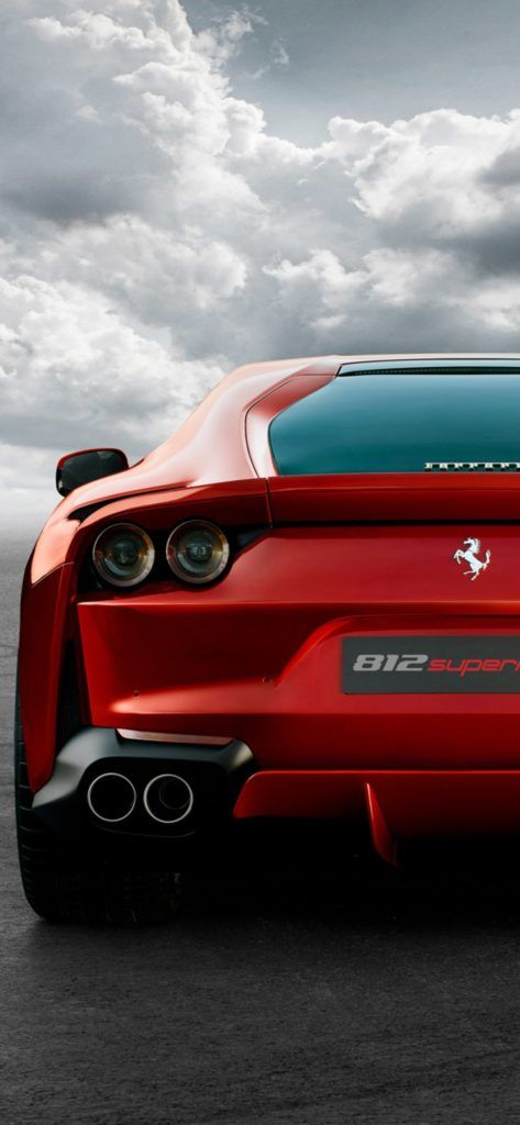 Ferrari Wallpapers For Iphone X New Sports Cars Ferrari Car