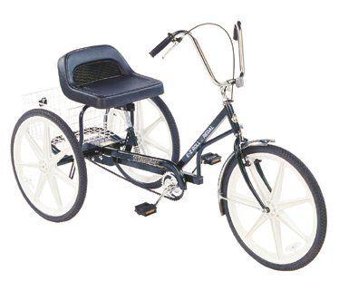 Adult Three Wheel Bikes Walmart Trailmate Ez Roll Regal