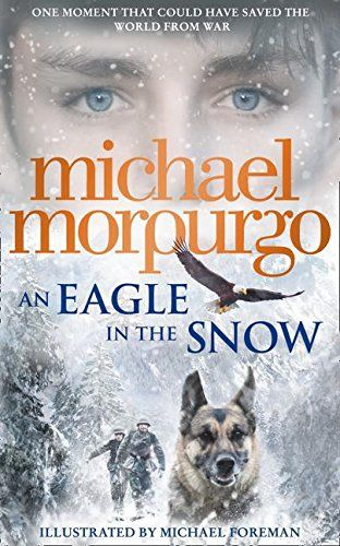 An Eagle in the Snow by Michael Morpurgo http://www.amazon.co.uk/dp/0008134154/ref=cm_sw_r_pi_dp_FtS6vb1DEX3BW