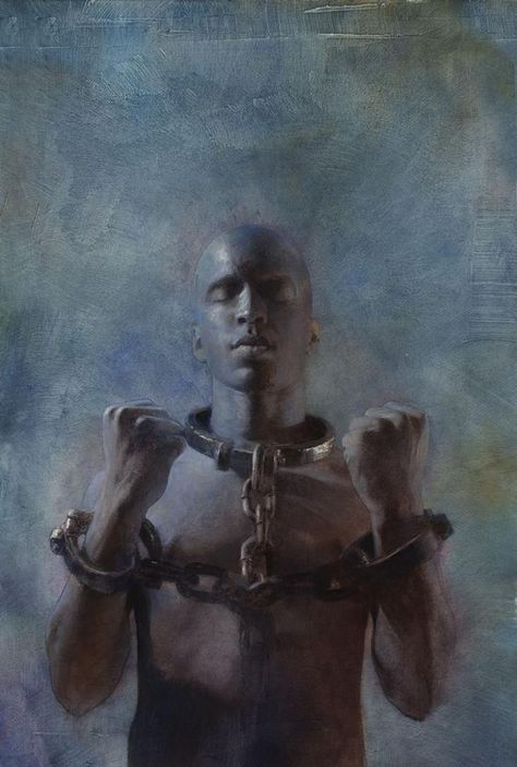 The Heritage of Slavery ~ Robert Hunt