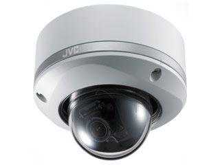 耐衝撃 屋外ドーム型hdネットワークカメラ Vn H257vpc 製品情報 Jvc ネットワークカメラ カメラ ネットワーク