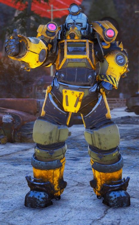 fallout 76 power fist