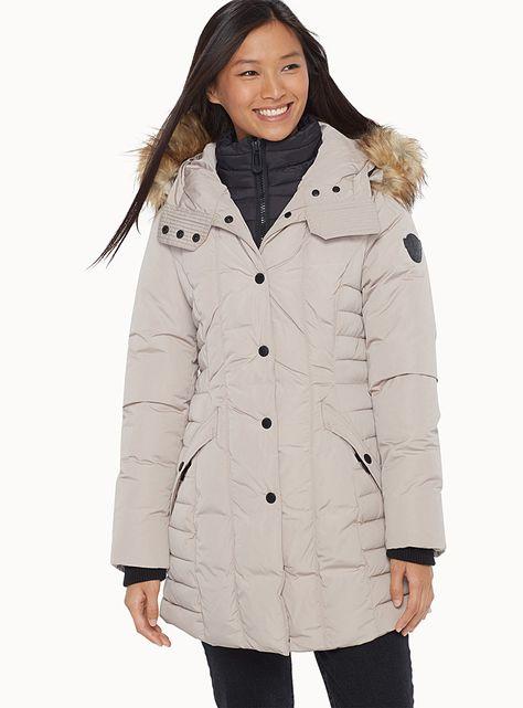 Manteau doudoune femme desigual