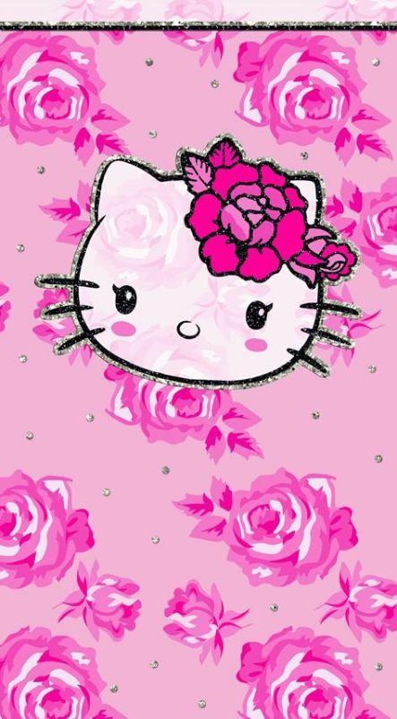 21 Ideas Wallpaper Girly Cute Pink Hello Kitty Hello Kitty Backgrounds Hello Kitty Wallpaper Kitty Wallpaper