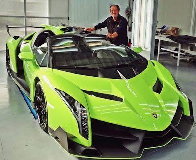Tajir Melintir Inilah Penampakan 10 Mobil Lamborghini Paling Mahal Di Dunia Coret Goal Lamborghini Veneno Cool Sports Cars Bmw Cars
