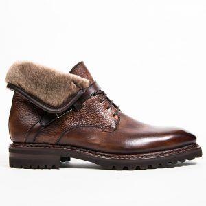 bottine Jäger, altan bottier, chaussure homme, bottine homme