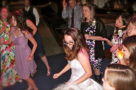 Epcot Living Seas - Orlando Wedding DJs - Shelly & Phil's