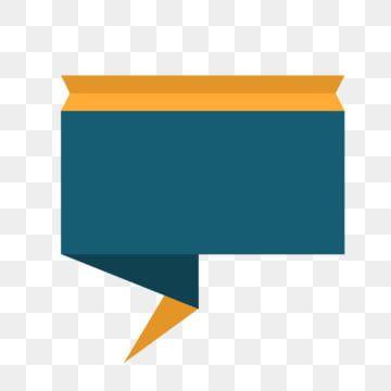 Gambar Vektor Origami Banner Png Kotak Teks Vektor Sepanduk Png Dan Psd Untuk Muat Turun Percuma In 2021 Banner Banner Design Social Media Banner