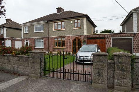 - 10 , Cedarwood Road, Glasnevin, Dublin - where Bono grew up. Photograph: Dara Mac Donaill / The Irish Times