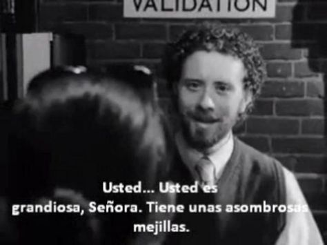 Un hermoso relato sobre el poder de la sonrisa. Os invito a disfrutar de este cortometraje. Validation in Spanish by Frank Rgz. Validation is a perfect way to describe the great power of a Smile, how can a smile can change our life's and make the world a better place to live?.