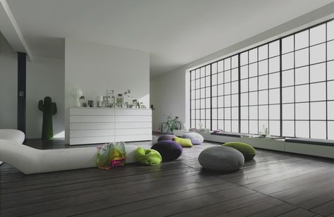 Moderne Puristische Wohnzimmer Home Decor Living Room Decor