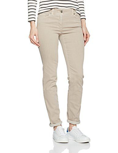 GERRY WEBER Edition Damen Straight Leg Jeanshose best4me