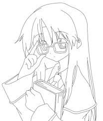Image Result For No Color Anime Drawings Anime Drawings Drawings Anime