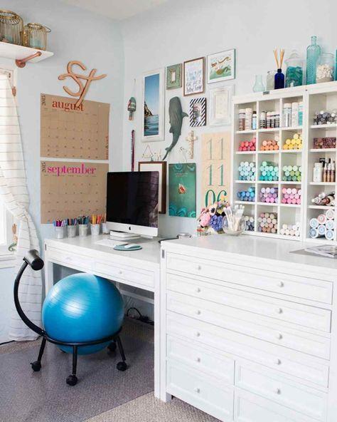 Craft Room Furniture Martha Stewart 43 Ideas In 2020 Sewing Room Decor Craft Room Craft Room Furniture