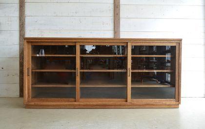 カウンター食器棚 Oさま Indigo オーダー オリジナル家具 2021 食器棚 食器棚 引き戸 食器
