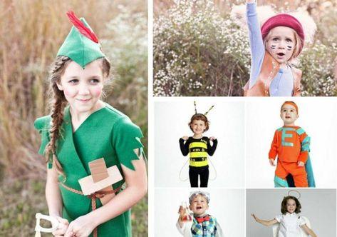 Photo of Fasching Kostüme für Kinder – 11 Ideen zum Selbermachen – Deavita