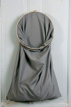 Meshok Iz Tkani I Pyalec Bedroom Organization Diy Laundry Hamper