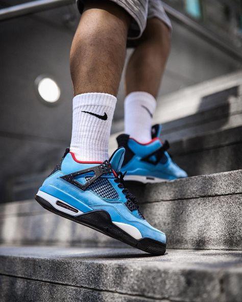 Air Jordan 4 Travis Scott Air Jordan Retro Nike
