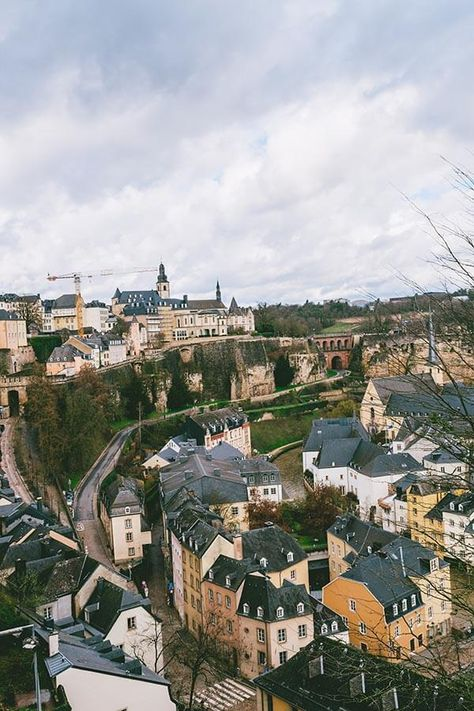 Your perfect itinerary for a weekend in Luxembourg road trip