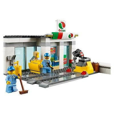 Lego City Service Station 60132 | Lego city and Products