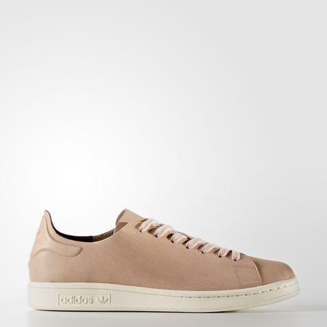 Chaussures adidas Originals STAN SMITH - Baskets basses - pale nude/white  chair: 95,00 € chez Zalando (au 10/01/17). Livraison et retours gratuits …