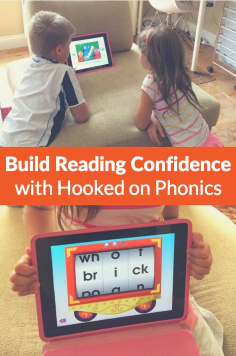 Review Hooked On Phonics Reading Program Builds Confidence