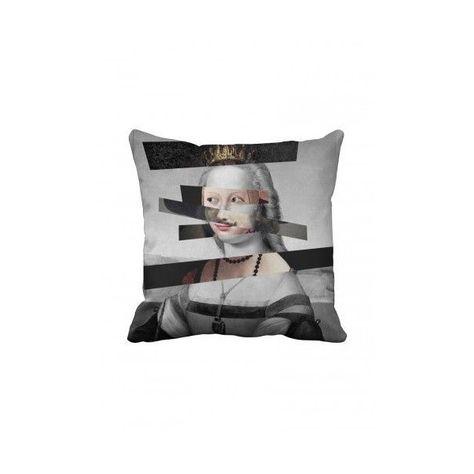 11x63, Graffito Pillow Cover