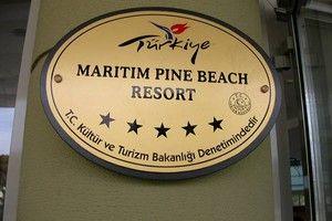 Otzyvy Ob Otele Maritim Pine Beach Resort 5 Belek Oteli Karta Turist