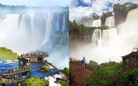 Foz do Iguaçu Paraná fonte: i.pinimg.com