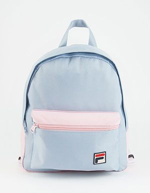 a22b9aac10df FILA Heritage Court Backpack Sports Back to School University White F3BPZ301